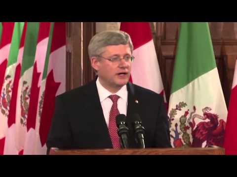 Canada and Mexico Explore New Ways to Work Together