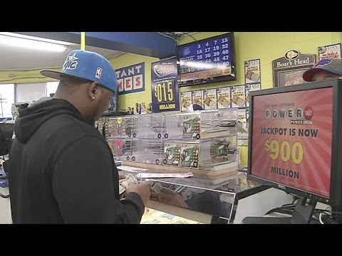 Millions looking to win the Powerball
