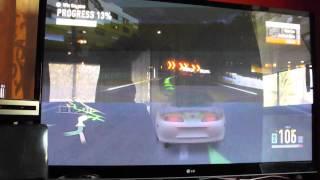 fast and furious 7 mini race