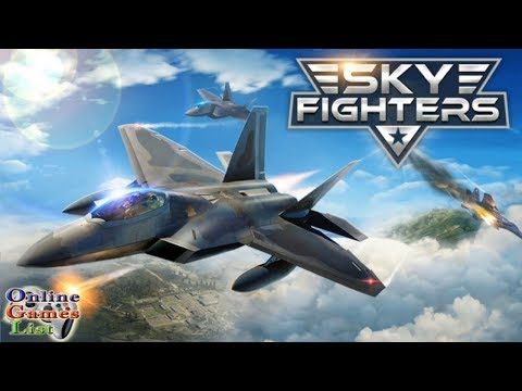 Sky Fighters 3D - Android Gameplay HD