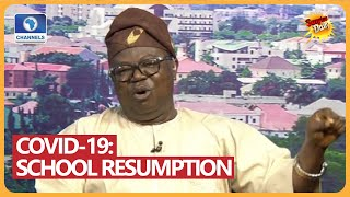 There Is No Basis For Reopening Schools - ASUU President
