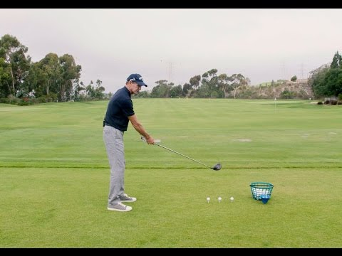 Hank Haney Driver Tip: How To Fix Your Slice