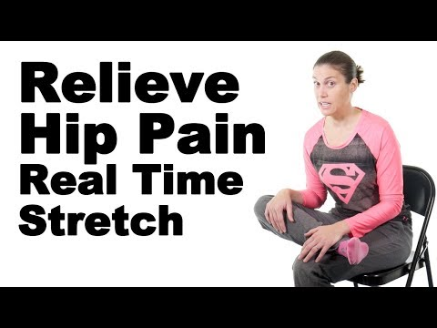 Relieve Hip Pain with This Real Time Piriformis Stretch - Ask Doctor Jo