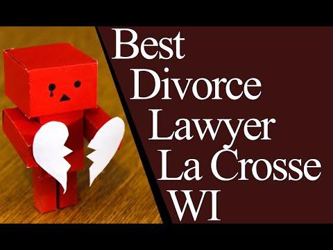 Best  Divorce Mediation Family Law Child Custody Lawyer La Crosse WI