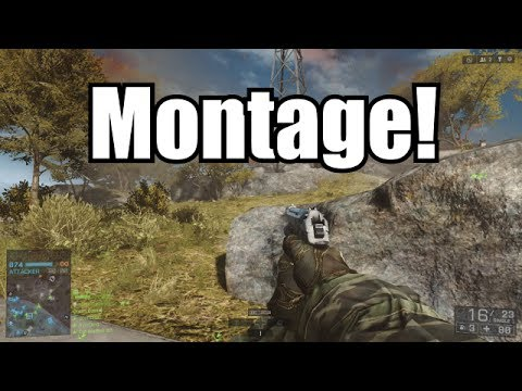 Battlefield 4 Montage - The Odyssey