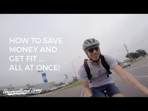 How To Save Money And Get Fit... All At Once!