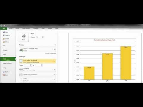 MS Excel Lab#2-K.C. 11
