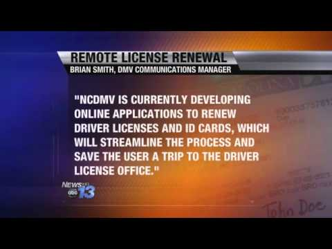ASK 13: Online Driver's License Renewal