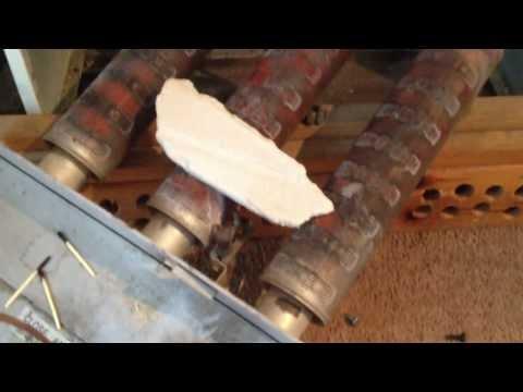Potterton Kingfisher CF 150 insulation falling apart