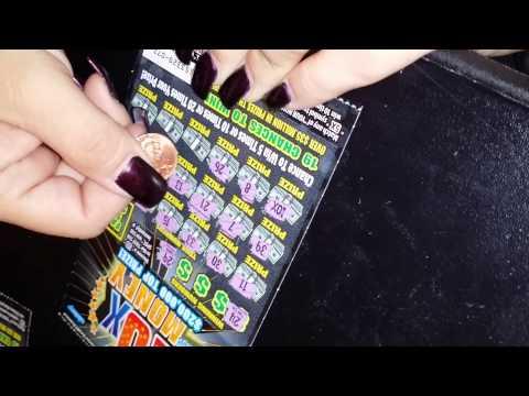 California lottery scratcher 20X the money