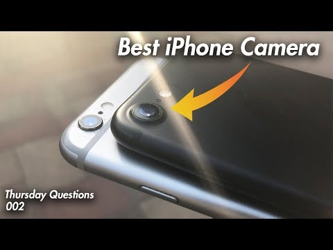 Which iPhone Has the Best Camera - Thursday Questions