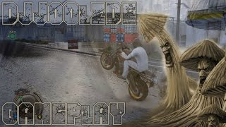 DJJOOLZDE Gameplay - Sleeping Dogs - Super Slow Wheelie