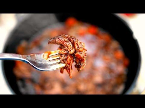 BOEUF BOURGUINON - Dutch Oven Recipe