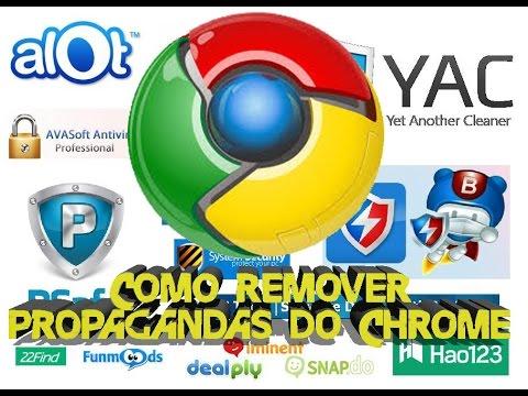 Como remover propagandas do navegador[TUTORIAL]