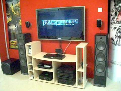 my ps3 / home theater setup