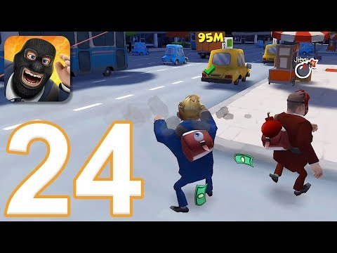 Snipers vs Thieves - Gameplay Walkthrough Part 24 (iOS, Android)