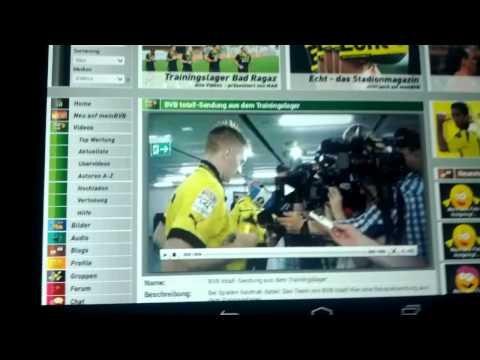 Flash player runs on google nexus 7
