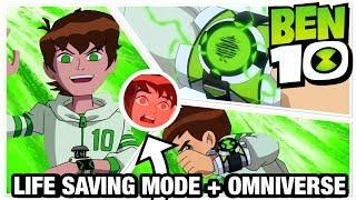 Ben 10 Reboot Season 3 Life Saving Mode + Reboot Master Cont