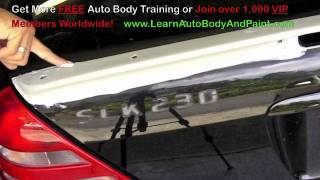 How To Do Body Work How To Bodywork Body Kits Install Car Spoilers