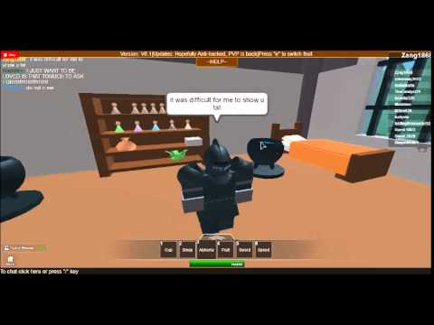 ROBLOX : KINGDOM LIFE SPEED GLITCH ( include potion mixes )