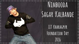 Nimbooda Nimbooda Solo Performance | Foundation Day 2016 | BreakFree IIT KGP