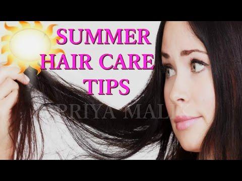 SUMMER 🌞HAIR CARE TIPS FOR OILY HAIR/ GREASY HAIR/ OILY SCALP~ HOMEMADE HAIR MASK FOR OILY HAIR