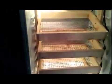 Handmade incubator