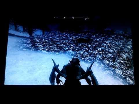 Vampire lord controls for xbox360 (skyrim:dawngaurd dLC