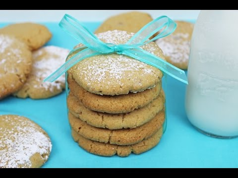 Peanut Butter Cookies | Cookie Recipe