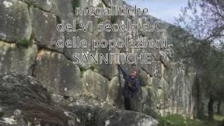 LE MURA CICLOPICHE DI VENAFRO