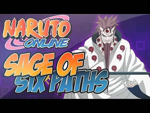 Naruto Online | Road To Sage of The Six Paths Arena Stream