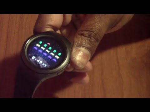 AT&T SAMSUNG GEAR S2 SMART WATCH  QUICK REVIEW