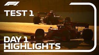 Ferrari & McLaren Steal The Show | F1 Testing Highlights 2019