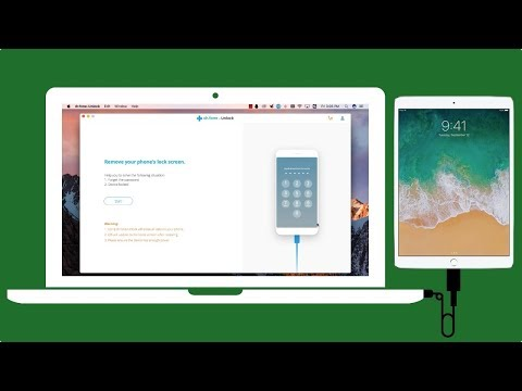 How to Remove Passcode from iPad Pro on Mac ?