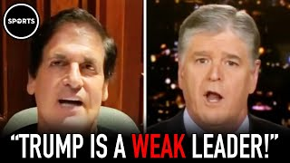 Mark Cuban BAFFLES Sean Hannity With Trump Criticism