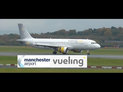 Vueling Flight 6304 (Rome to Manchester)