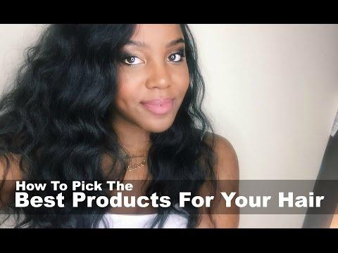 How To Pick Hair Products | Shop w/ Me | +My Favs | Natural Hair