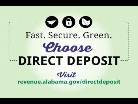 Tax Refund Direct Deposit: Radio