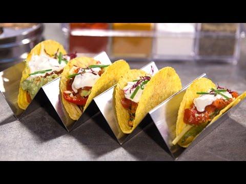 How To Make Paneer Tacos & Spider Paneer   Dip In Kitchen Episode 3
