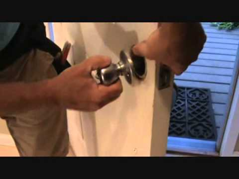 Is your door lock thumb turn sticking?...Part 2