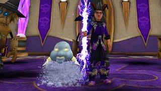 Wizard101: Storm Lvl 118 Pet Quest! - Rain Core