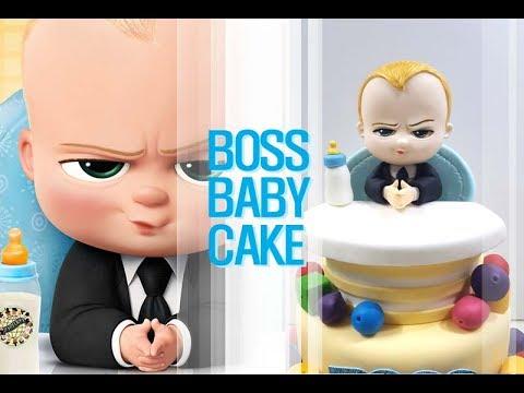 ::sugarcraft::BossBabyCake보스베이비케이크만들기
