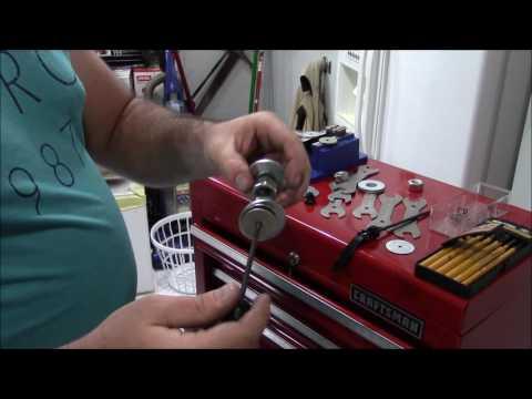 DIY Ep. 12: wheel bearing press