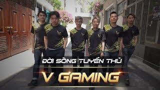 PhÓng SỰ ĐỜi SỐng TuyỂn ThỦ V Gaming - TẬp 2|#mlbb Việt Nam