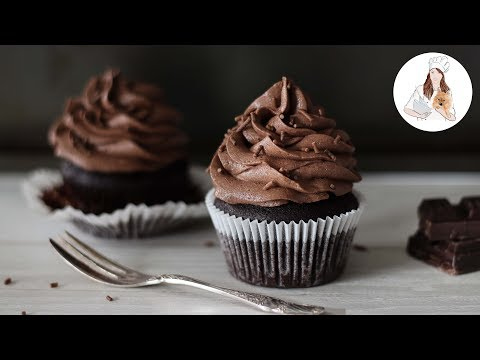 Chocolate Cupcake Recipe | Recipes by Carina