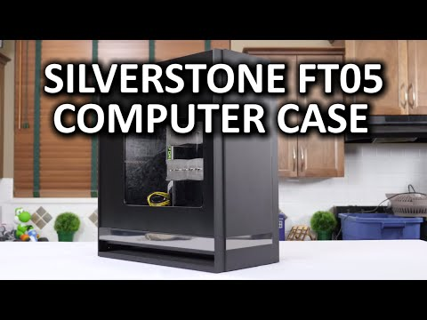 SilverStone FT05 Computer Case