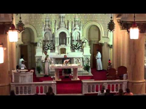 HOLY TRINITY CATHOLIC CHURCH~~JULY 21, 2013