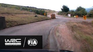 "WRC - ADAC Rallye Deutschland 2016: ONBOARD Mikkelsen ""Shakedown"""