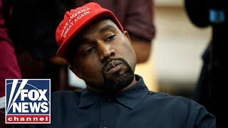 The intolerant left attacks Kanye West