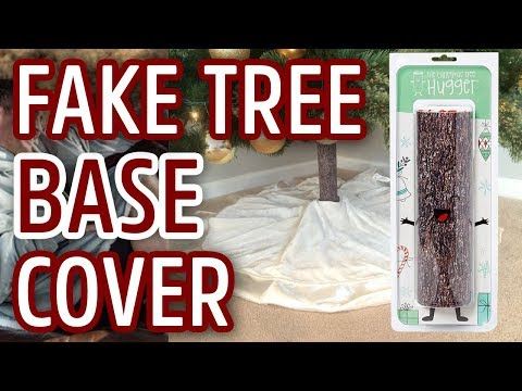 The Christmas Tree Hugger - Make Your Fake Tree Look Real - Shark Tank After Show